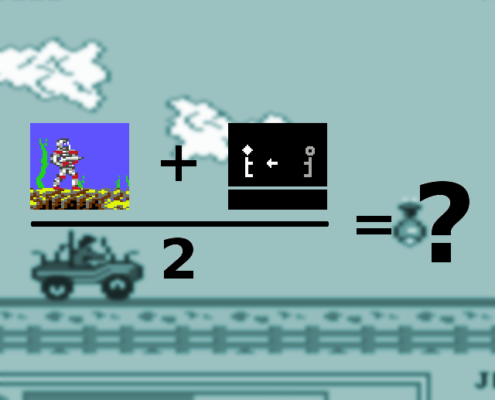 Turrican + a BASIC game = ?